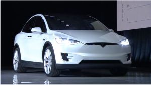 Tesla Model X Launch 2015-09-29