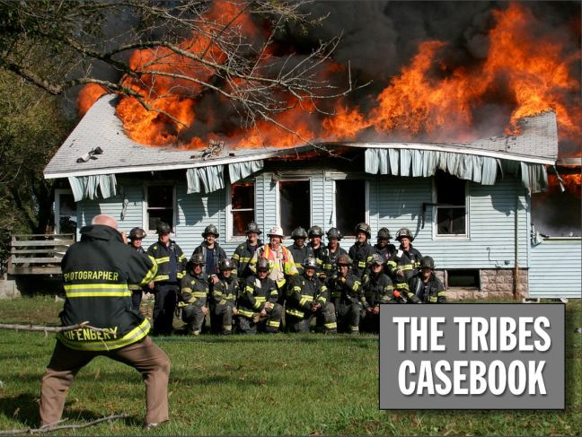 Tribes Casebook Cover